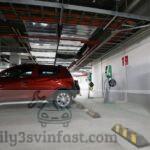 VinFast hỗ trợ chung cư lắp đặt hàng loạt trạm sạc xe điện