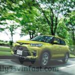 Đánh giá Toyota Raize 2022: Giá bán, thông tin xe mới nhất