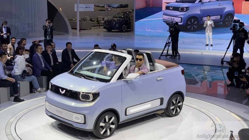 xe ô tô điện trung quốc