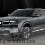 VinFast mang 2 xe điện VF e35 và e36 đến Los Angeles Auto Show 2021