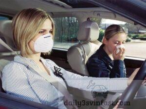 nguyên nhân nội thất xe trở nên độc hại và cách để xử lý